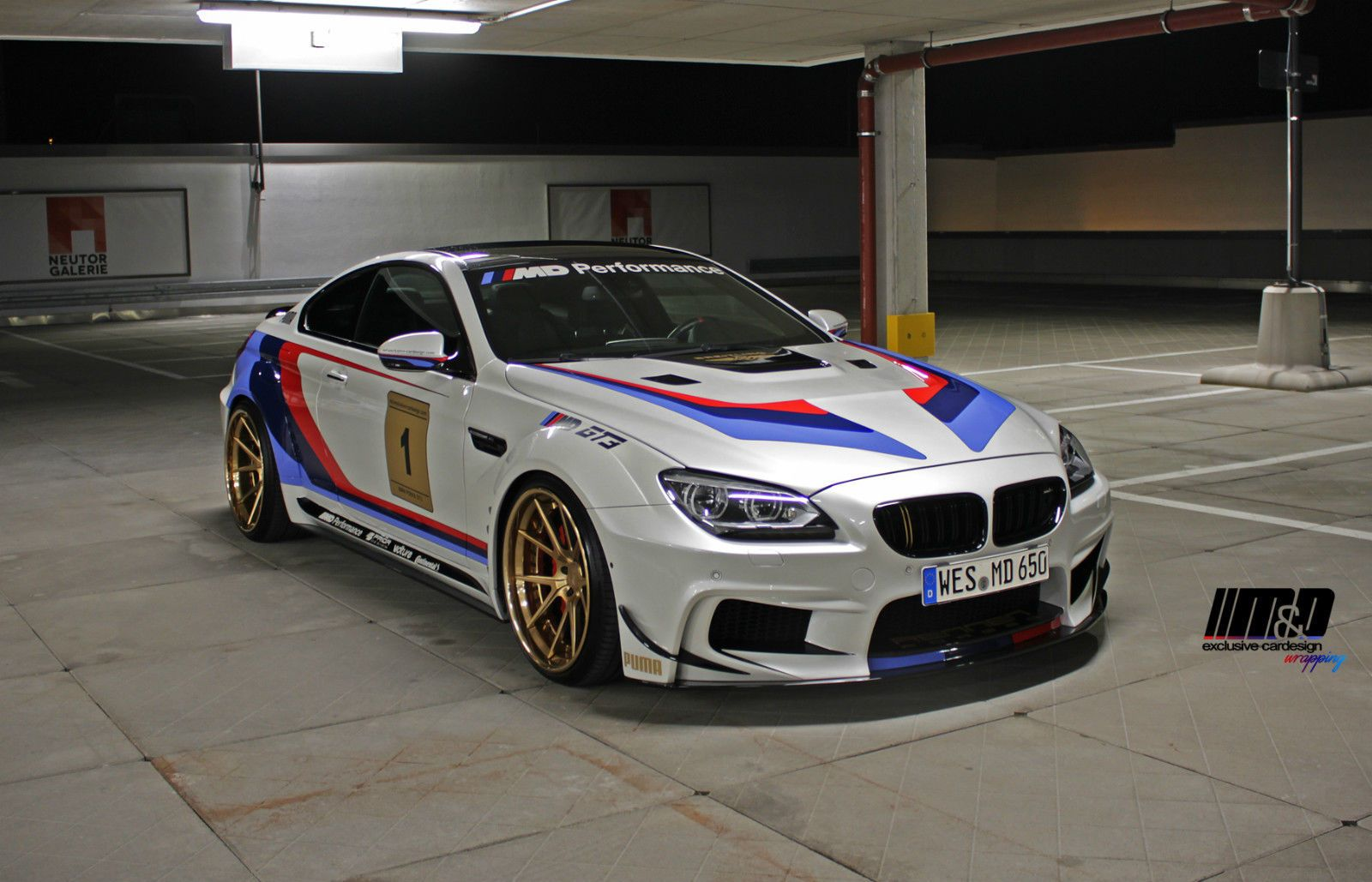 Bmw 6er F12 F13 M6 Pd6xx Wb Widebody Bodykit Breitbau