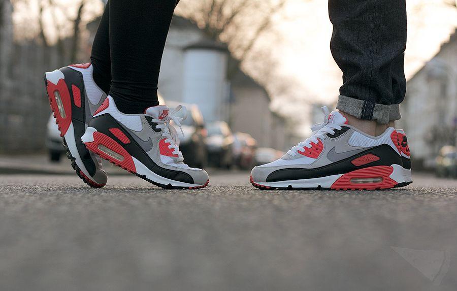 huarache zapatillas pareja
