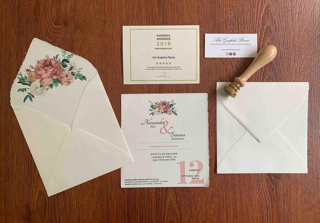 Partecipazioni Matrimonio Carta Amalfi Porta Segnaposto Matrimonio Carta Partecipazioni Nozze