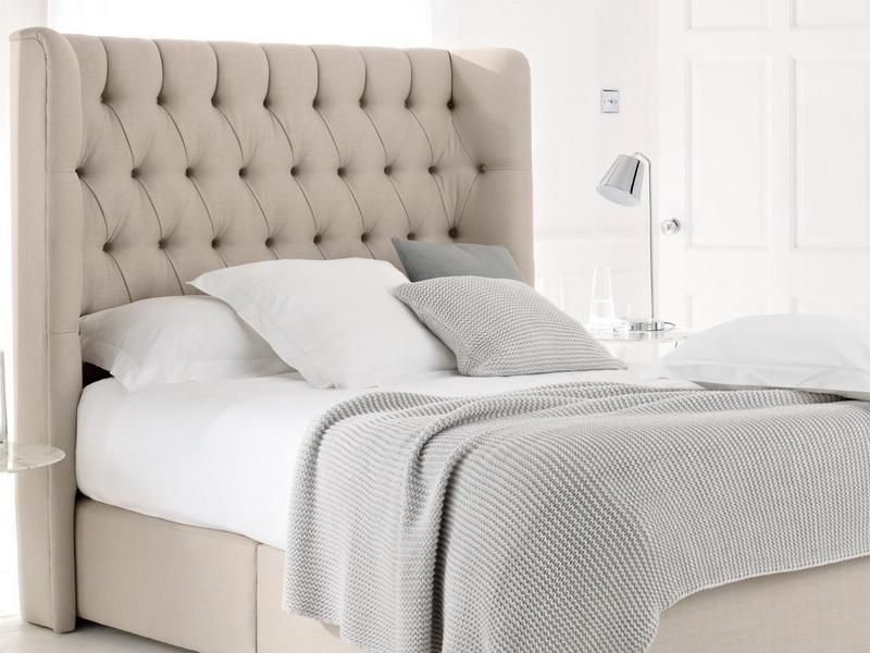 10 Fabric Headboard Ideas for your Bedroom | Bedrooms and ...