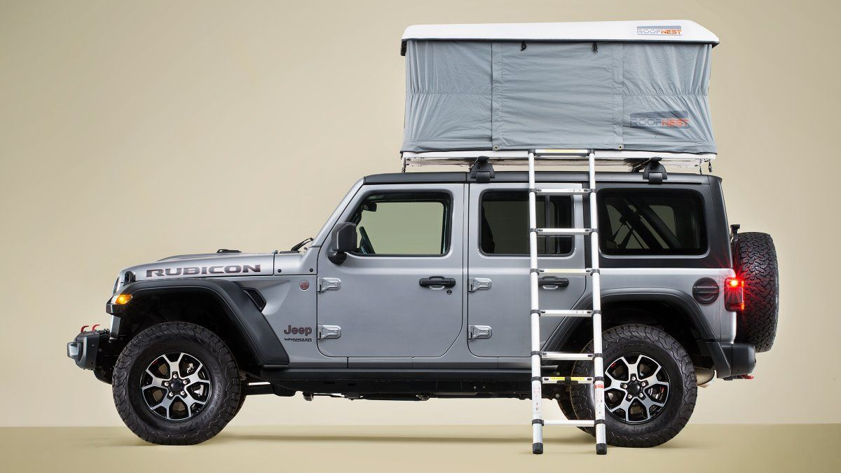 The Best Rooftop Tents of 2018 Jeep tent, Suv tent, Roof