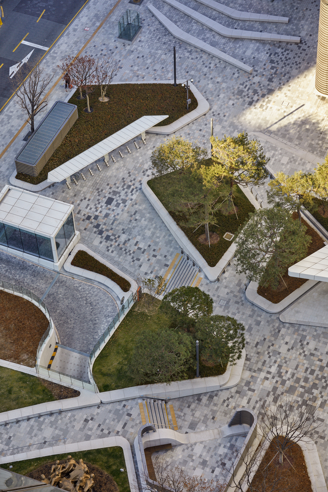 Gallery of UNStudio Completes Remodeling Works of the Hanwha HQ in Seoul - 1