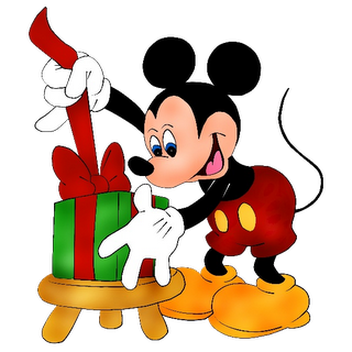 mickey mouse christmas clip art images cartoni pinterest. Black Bedroom Furniture Sets. Home Design Ideas