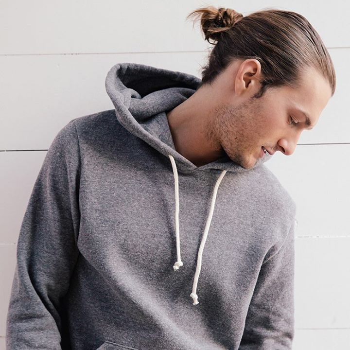 Comfort looks as good at it feels.  Alternative 09595F2 Hoodlum Pullover Hoodie  #Alternative #Hoodie #ApparelnBags http://bit.ly/1xBUiWs
