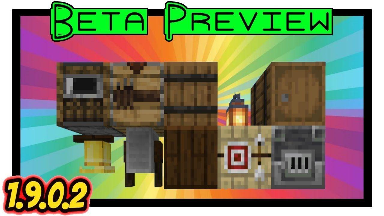 Bell Lantern New Block Types Preview Minecraft Bedrock