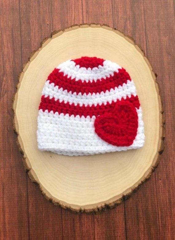 481e814dab2 This valentines hat is perfect for your little valentine. It works great as  a photo