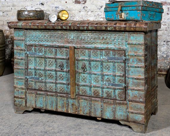 """Furniture Makeover: From Danish Modern to """"Antique"""""""