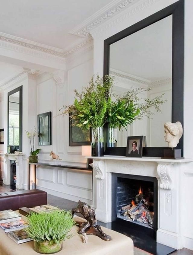 7 Styling Tips For An Elegant Mantel Display Mantels Display And