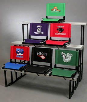 Personalized Stadium Seats For Bleachers Personalized Stadium