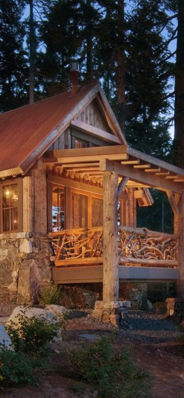 Tiny Home Designs: Log And Timber Homes