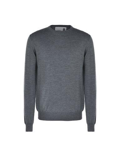 8 Men's Sweater Grey XXL INT