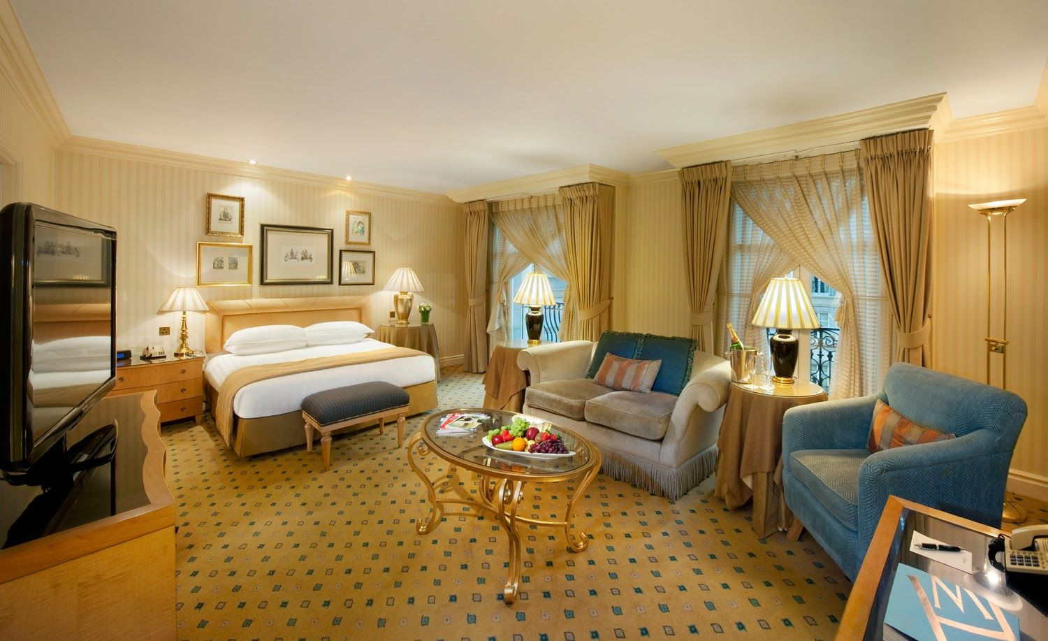Executive At 5 Star Hotel Landmark London This Hotels Address Is 222 Marylebone Road Hyde Park And Have 300 Rooms