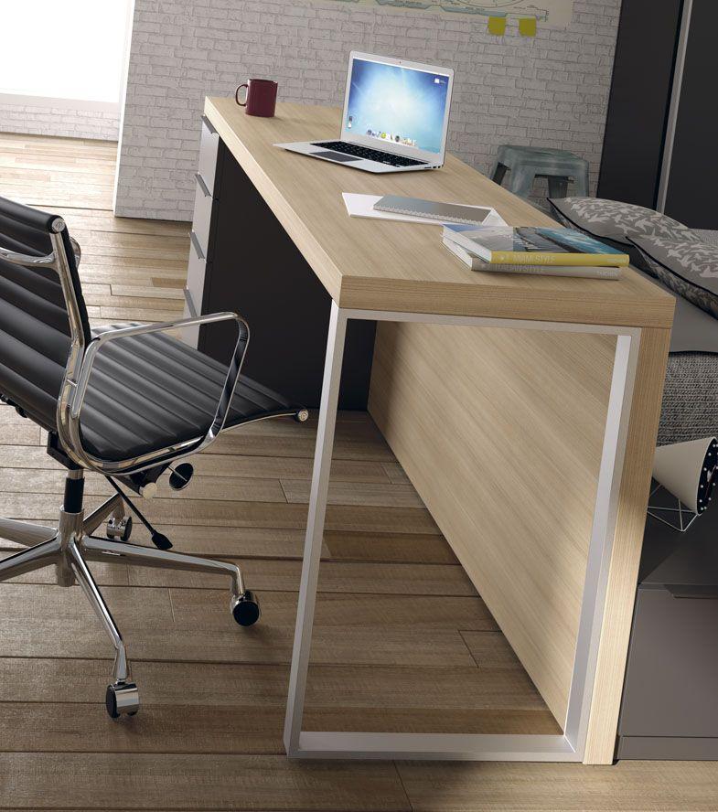 Mesas de oficina sillas estanter as de despacho soluciones inteligentes para ahorrar espacio - Sillas para estudiar ...