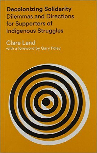 Decolonizing Solidarity: Dilemmas and Directions for Supporters of Indigenous Struggles: Clare Land: 9781783601721: Books - Amazon.ca