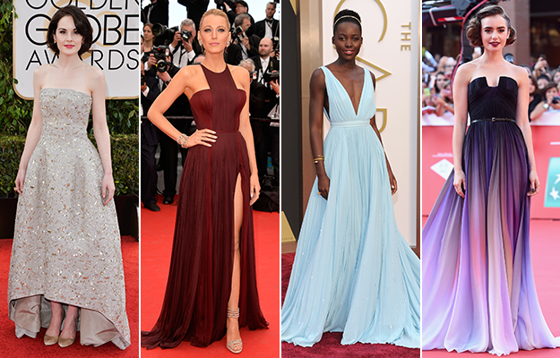 Best of the red carpet 2014