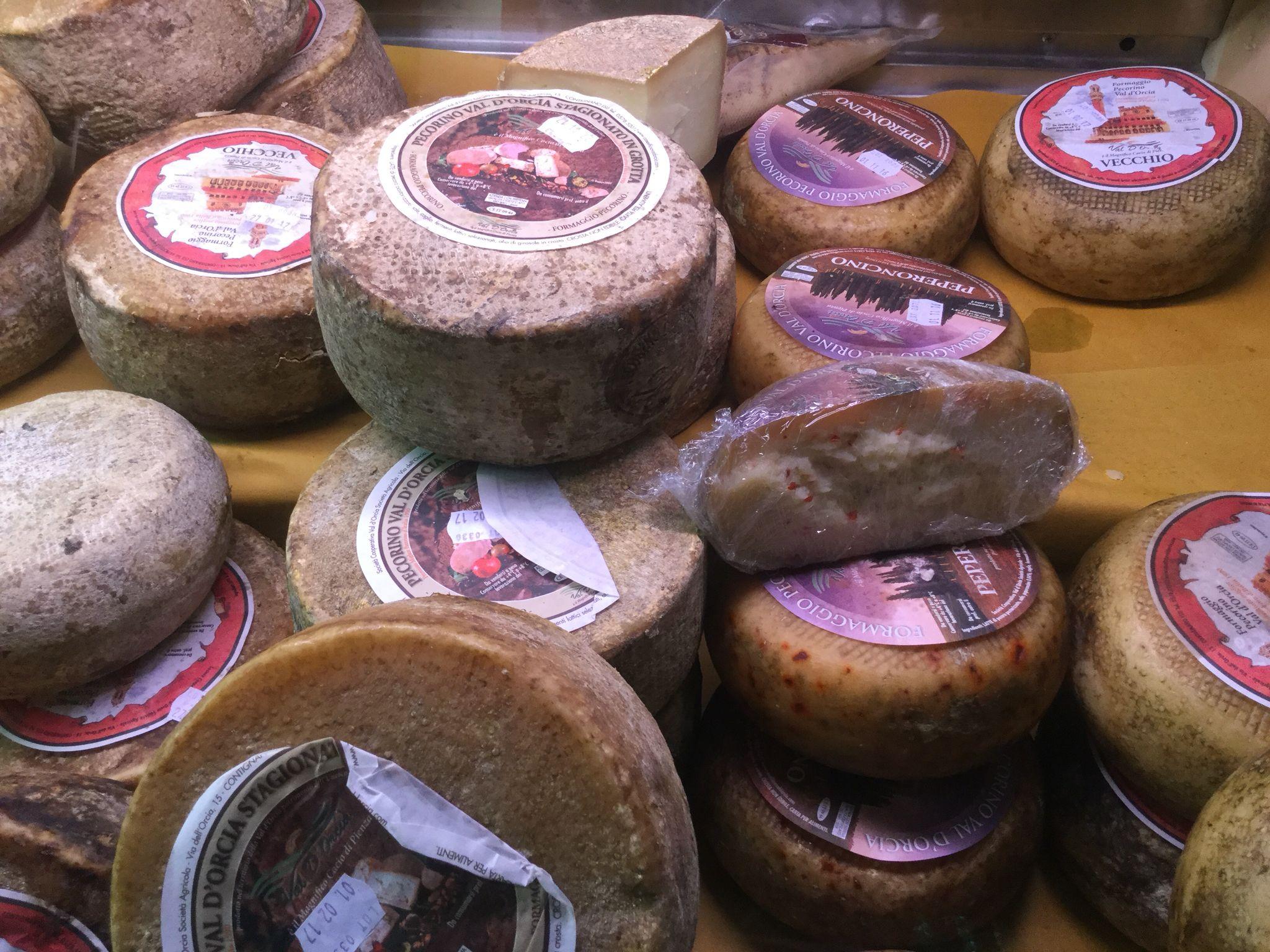 Umbria cheese