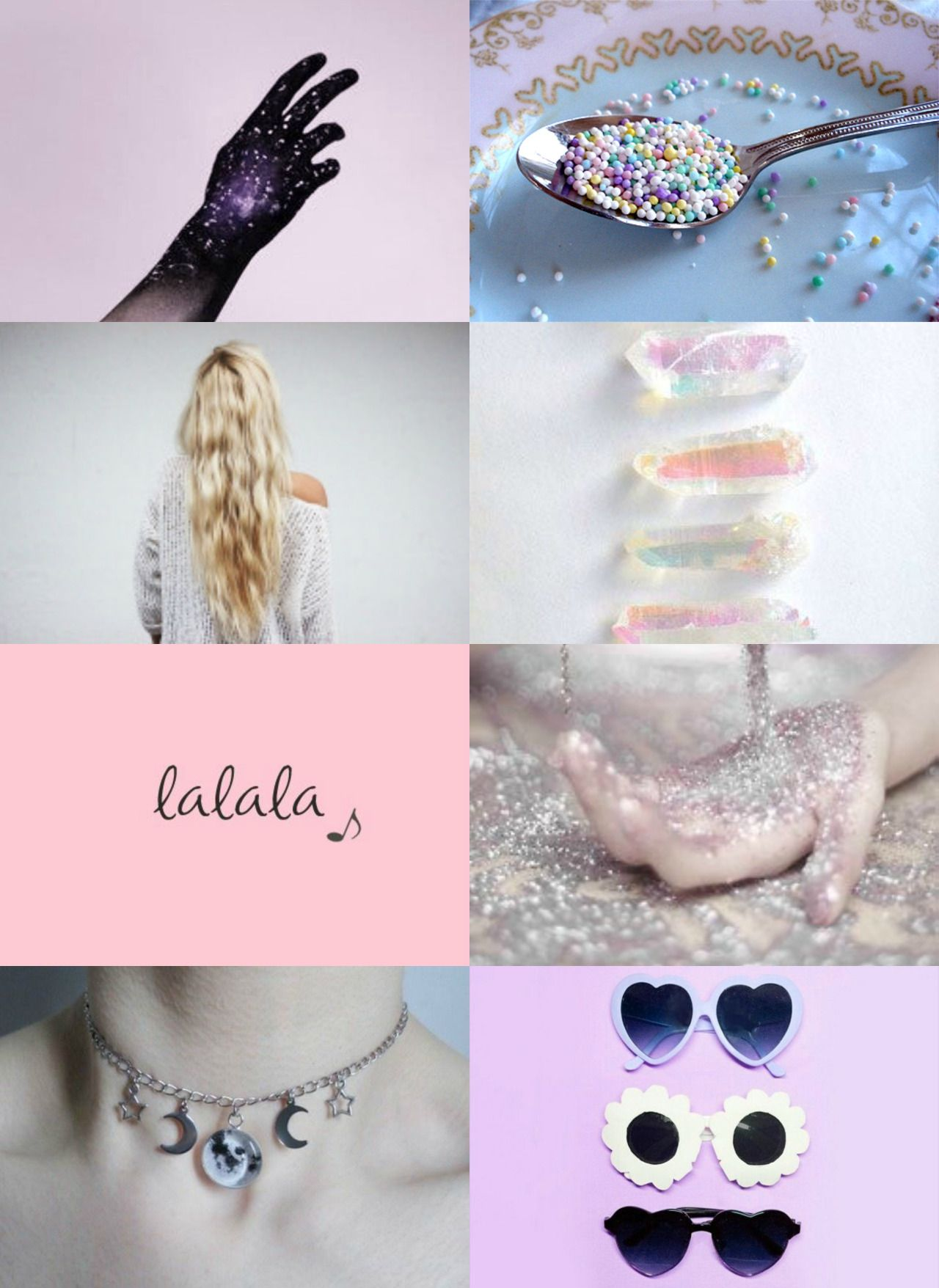 "Luna Lovegood Moodboard ""Don't worry, you're just as sane as I am."" -Luna Lovegood"