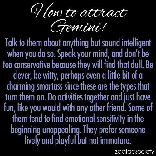 Signs A Gemini Woman Likes You