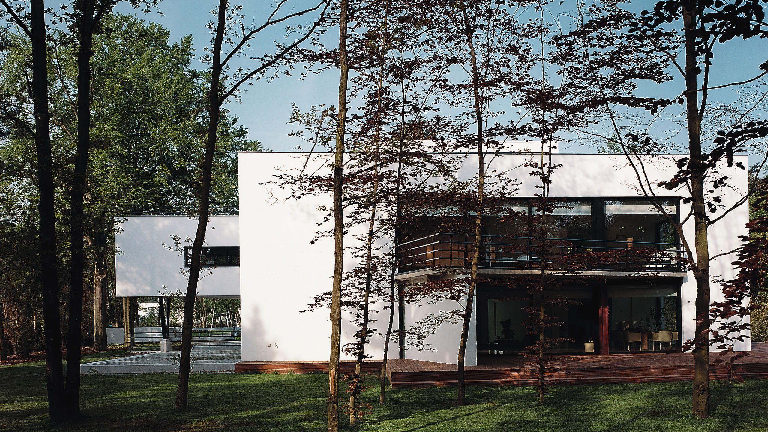 Lab architecten moderne eigentijdse architectuur ontwerp