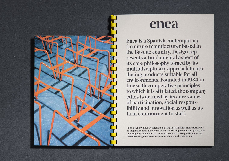 New Brand Identity for Enea by Clase bcn — BP&O | Brand identity ...