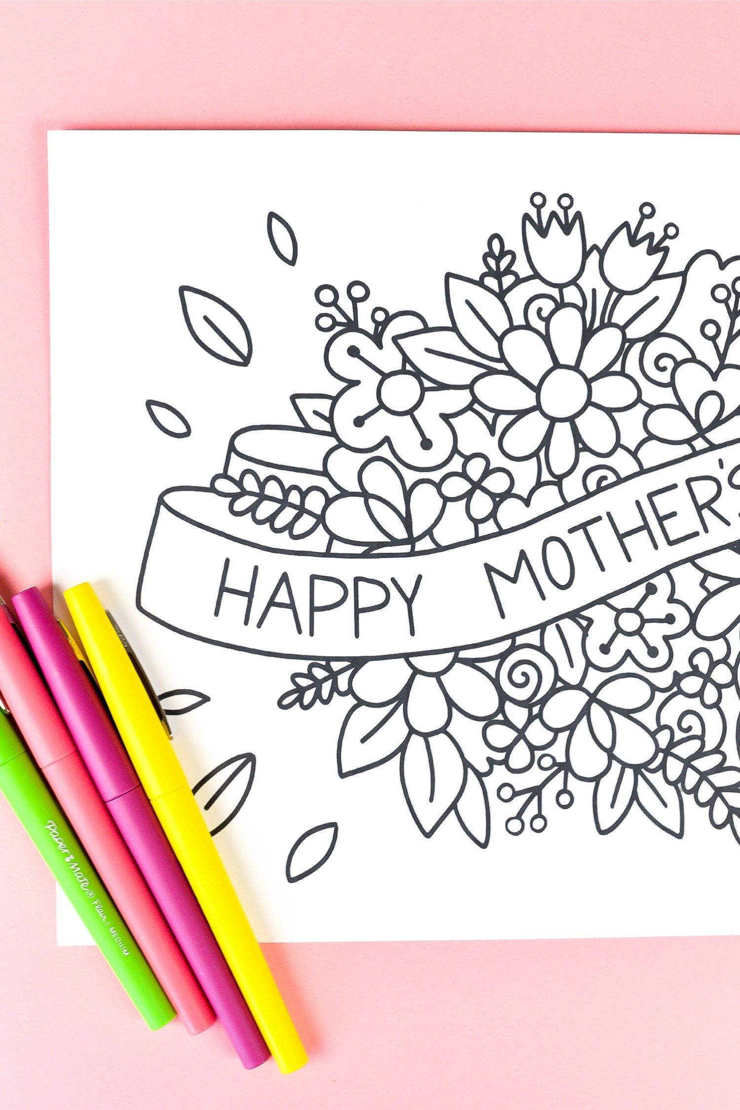 Disney Svg Files And Cricut Crafts Hey Let S Make Stuff Mothers Day Coloring Pages Mothers Day Cards Printable Funny Printable Birthday Cards