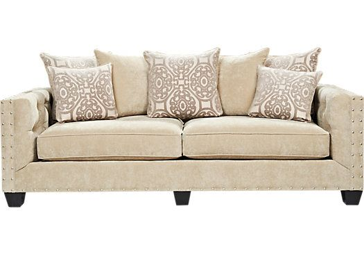 Shop For A Cindy Crawford Home Sidney Road Sofa At Rooms To Go Find Sofas That Will Look Great