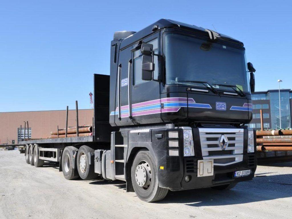 Renault Truck EECU EUP Fault Codes List