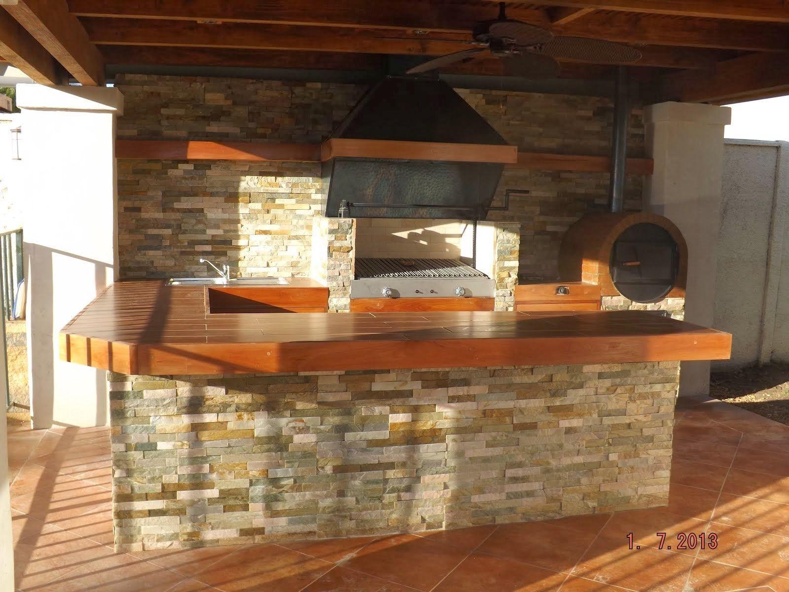 Quincho las doering quincho pinterest quinchos for Cobertizo de jardin moderno de techo plano