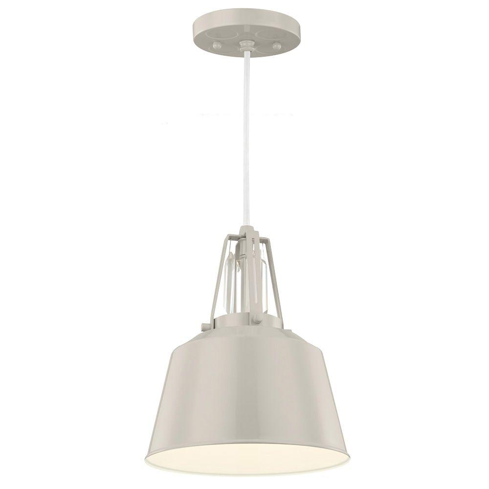 P1305HGG,1 - Light Mini Pendant,Hi Gloss Grey | Fab lighting | Pinterest