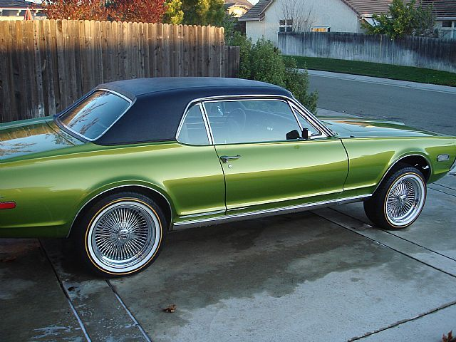 1968 mercury cougar pics 1968 mercury cougar for sale sacramento california nice cars. Black Bedroom Furniture Sets. Home Design Ideas