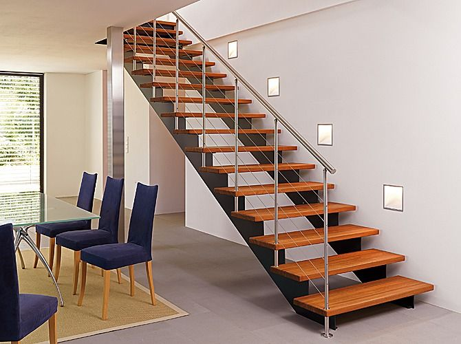 Como se hace para revestir una escalera de estructura de - Escaleras de madera interior ...
