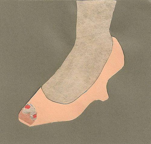 Japanese lady foot Anna Gleeson