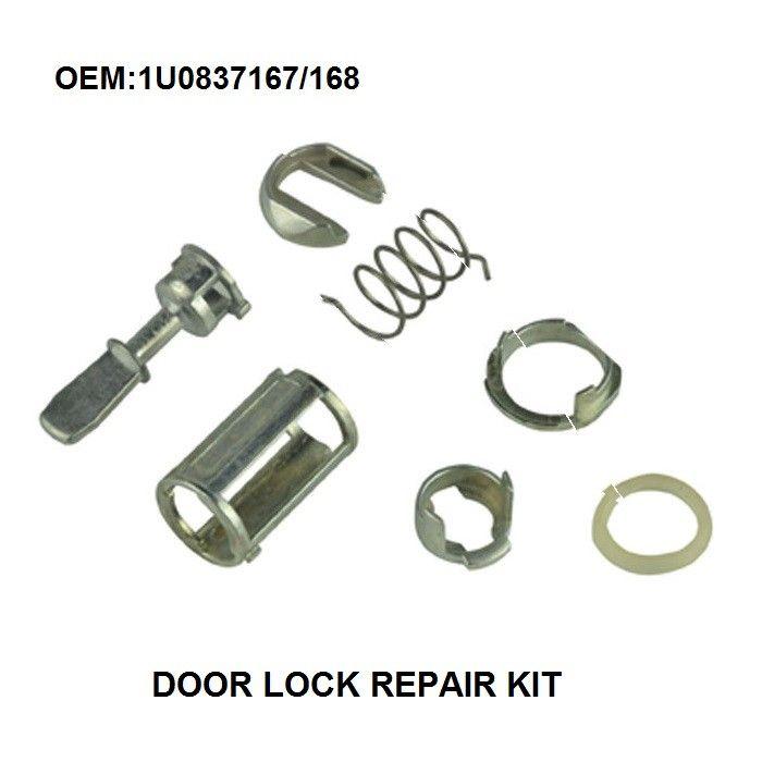 Wholesale For Vw Golf Iv 4 Typ 1j1 Mk4 Door Lock Cylinder Barrel Repair Kit Front Side 1997 2005 Lock Repair Vw Mk4 Repair