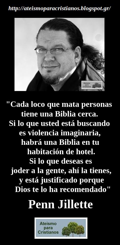 cada loco que mata personas tiene una biblia cerca si lo