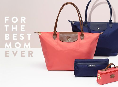 Mother's Day 2015 > Show her you care with elegant essentials from Longchamp | Arm Candy a la #Nordstrom #GreenHills #TN #Handbags #MichelleSchwantes