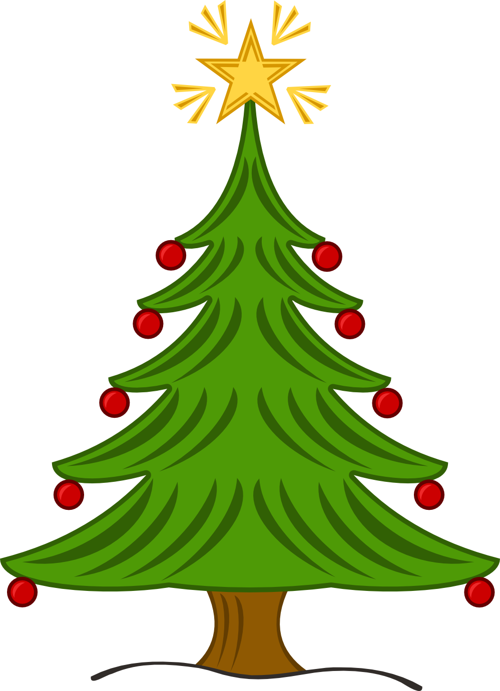 X Mas Tree Clipart Christmas Clipart Free Christmas Tree Clipart Christmas Tree Images