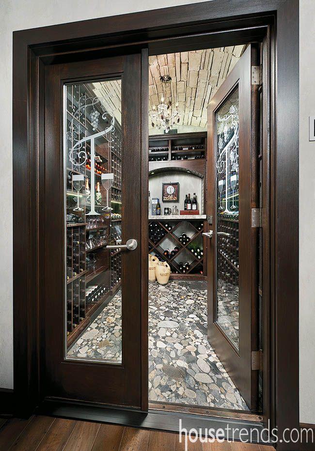 Home Bar Designs Man Caves Wine Cellar