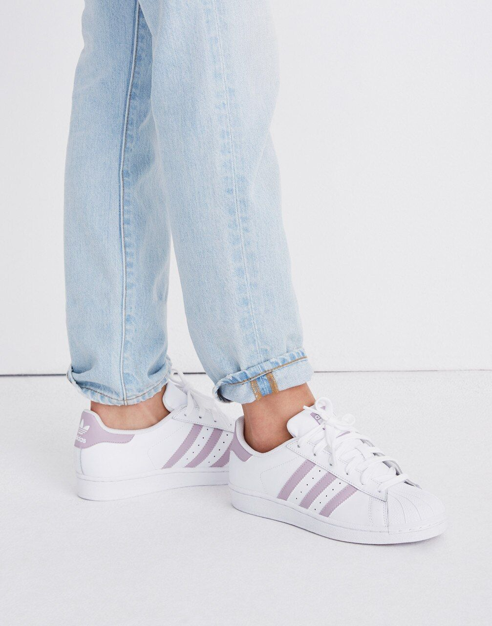 Adidas Superstar J Sneakers, Women's Fashion, Shoes