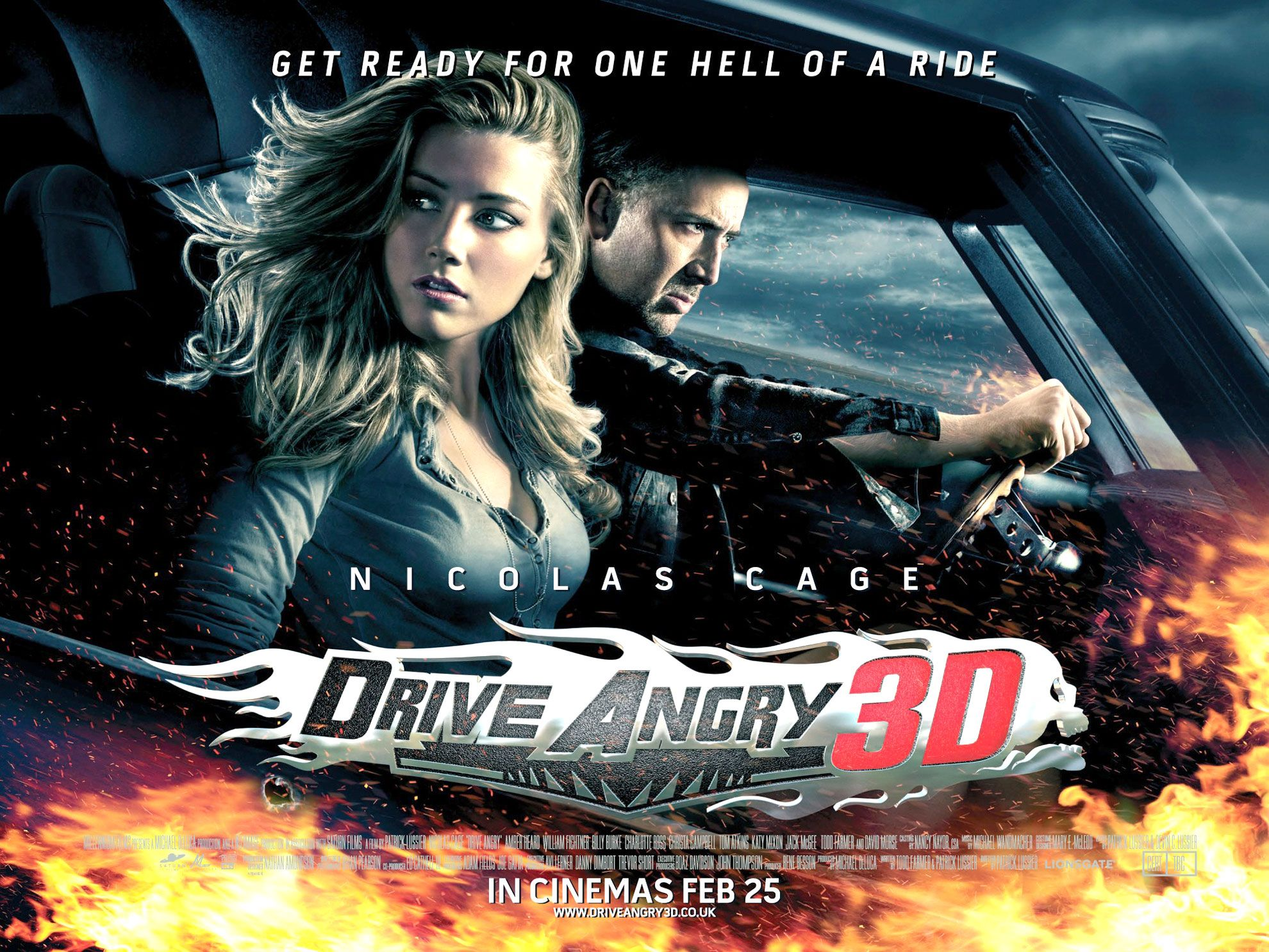 Pin By Natalie S Post On Movies I Love Drive Angry Angry Pictures Best English Movies
