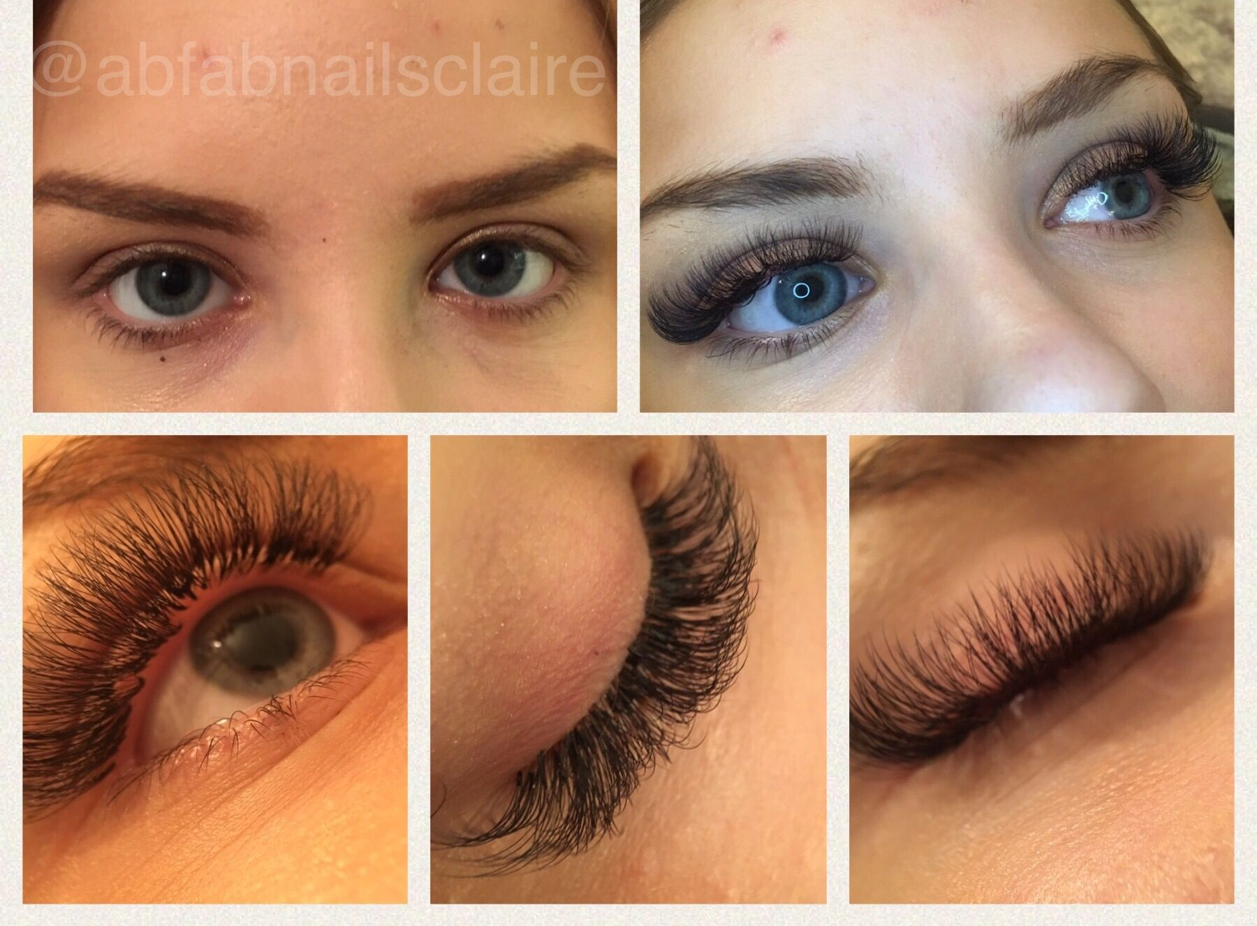Volume Russian lash extensions | Russian lashes, Volume ...