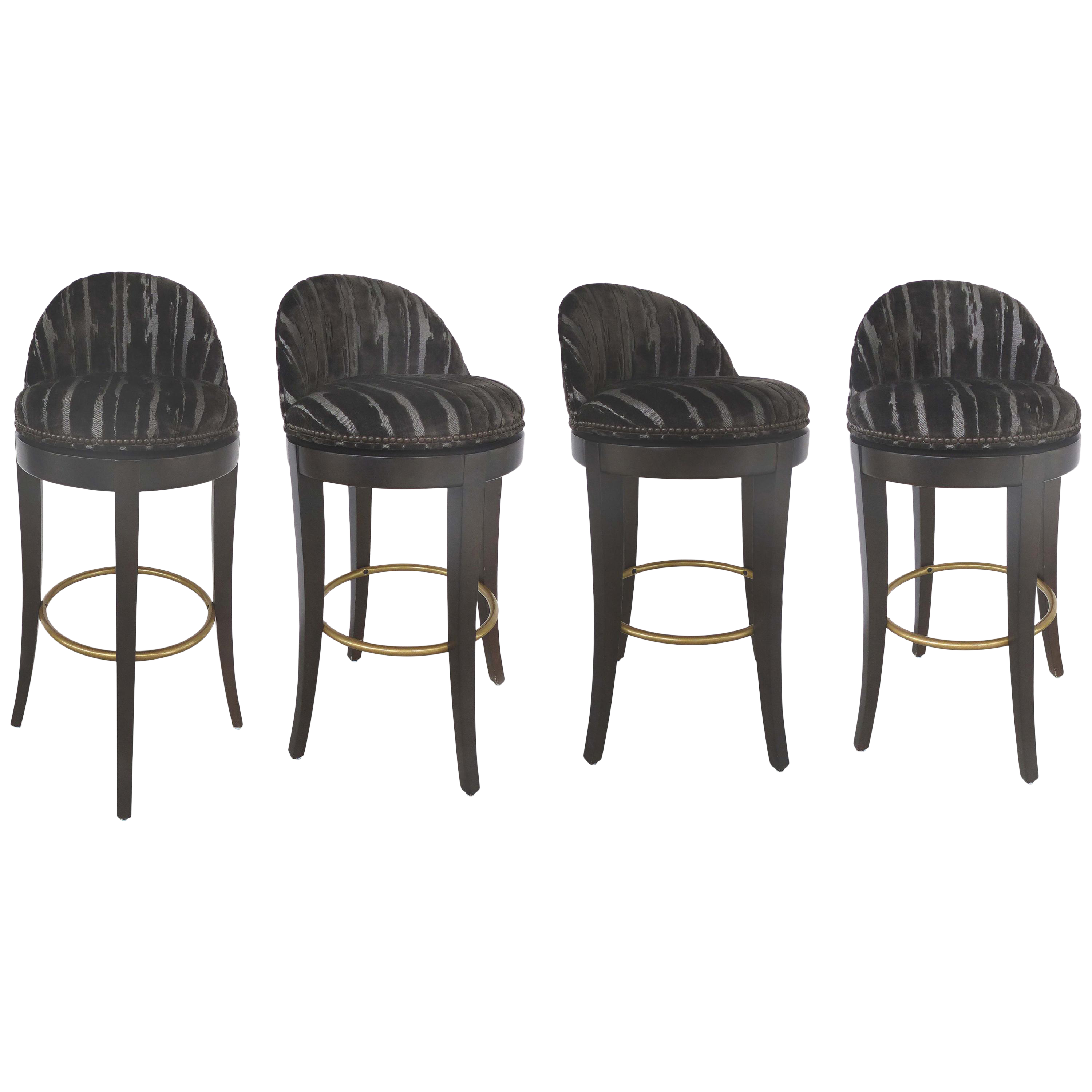 Swell Tibet Swivel Bar Stools By Kravet Furniture 4 Available Ocoug Best Dining Table And Chair Ideas Images Ocougorg