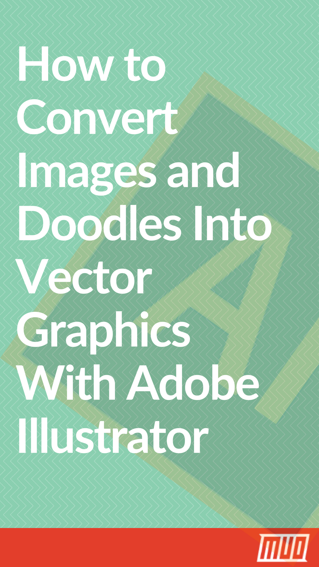 How to Convert Images and Doodles Into Vector Graphics