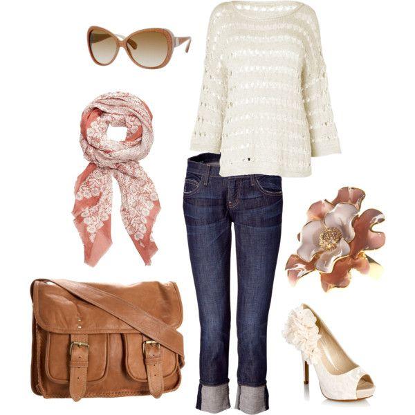 Cute, love the sweater