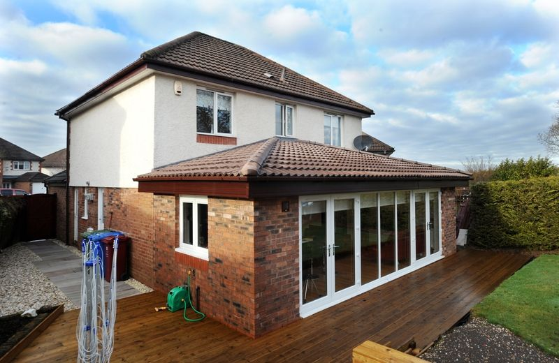 Mj builders wigan are a reputable building firm in the for Building a kitchen extension ideas