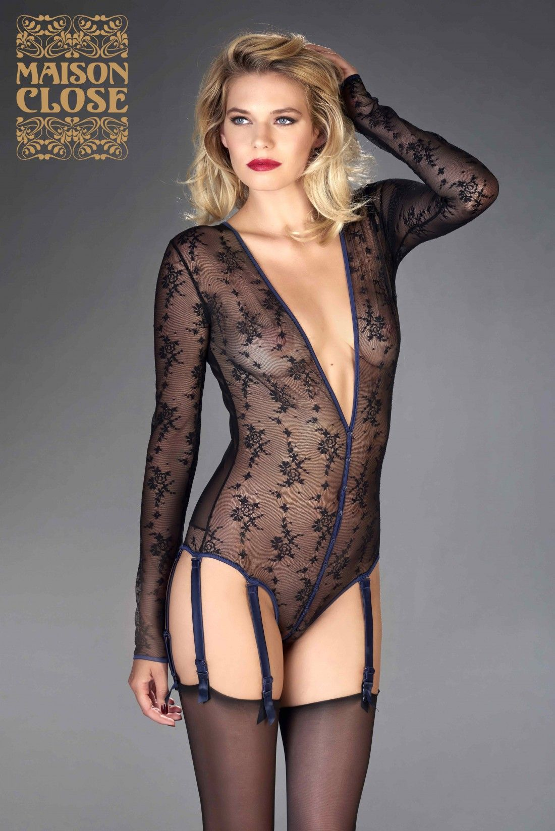 00d21564dc6 Tanga body - Vertige d Amour - Maison Close