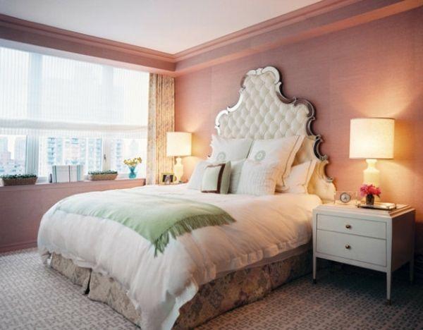 8 schöne romantische Schlafzimmer von Lonny - http\/\/wohnideennde - schlafzimmer romantisch