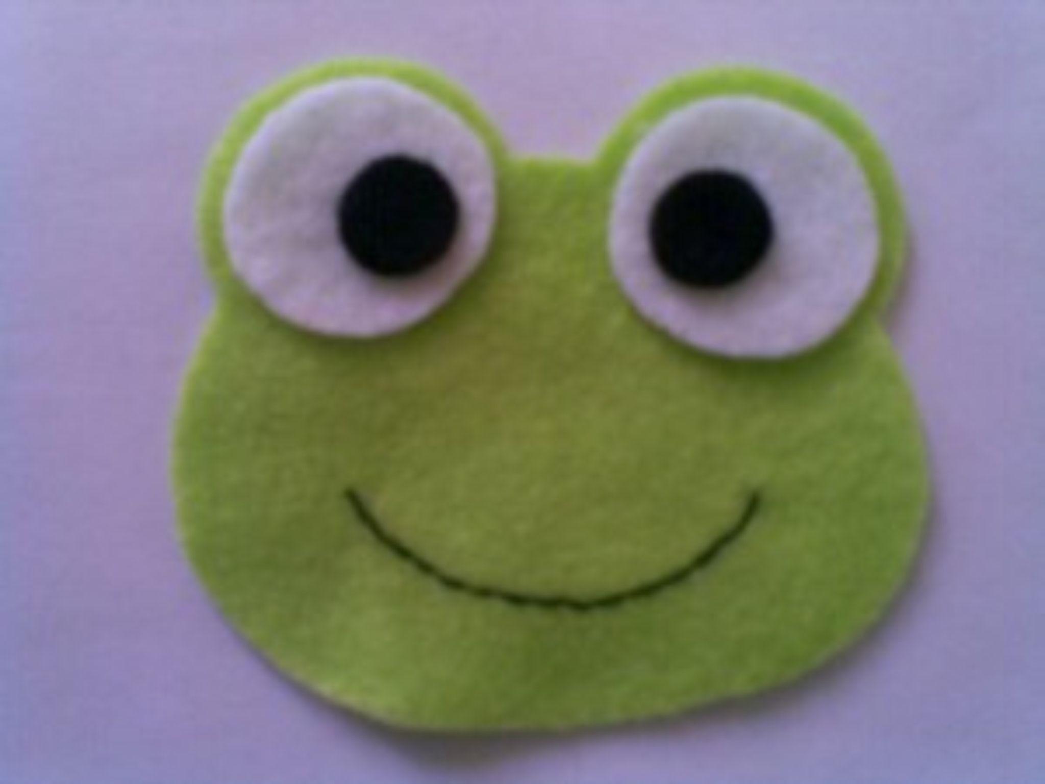 Felt frog crafts pinterest frogs felting and felt kids for Frog finger puppet template