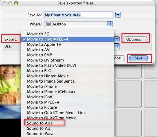How to convert iMovie to audio mp3? Adoreshare iMovie Video
