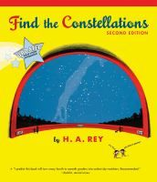 Find the Constellations, 2nd edition by H. A. Ray: The author and illustrator of the well-loved Curious George books presents a thorough guide to the night sky with detailed color illustrations and sky maps. A perfect first guide for enthusiastic students.