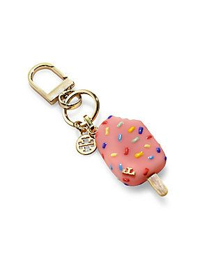 Tory Burch Confetti Key Fob